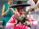 """""""นาดาล"""" เชือดนิ่ม ผงาดแชมป์ศึกเทนนิส อเบียร์โต เม็กซิกาโน เทลเซล"""