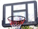 แป้นบาส แป้นบาสตั้งพื้น ห่วงบาส basketball hoop ปรับความสูงตั้งแต่ 1.61-3.05m GS SPORT